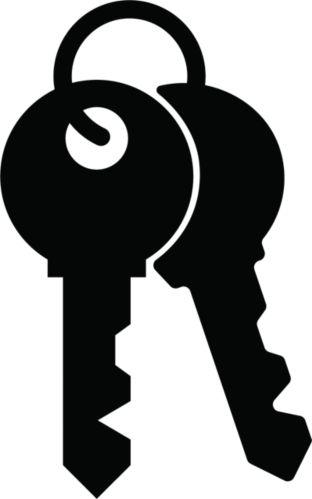 Taille de clés Image de l'article