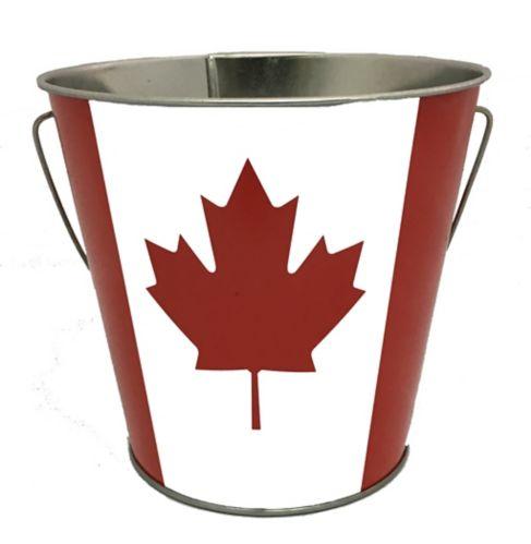 Canada Day Citronella Mosquito Repellent Bucket Product image