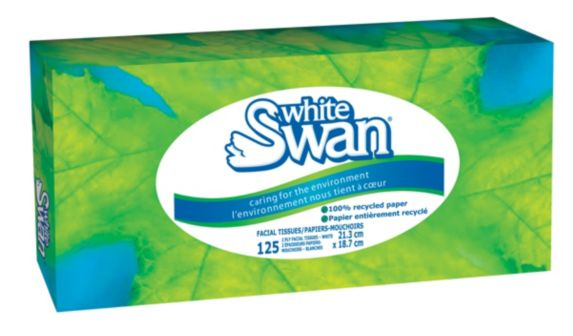 White Swan Facial Tissues Product image