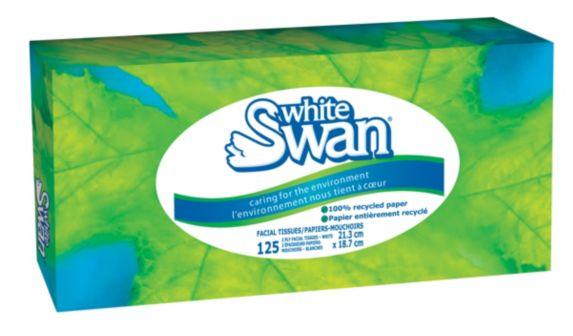 Mouchoirs en papier White Swan Image de l'article