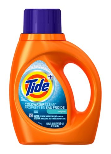 Tide Cold Fresh Scent Liquid Laundry Detergent, 19-Load Product image
