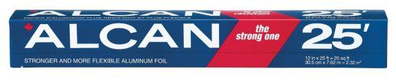 Alcan Aluminum Foil, 25-ft Product image