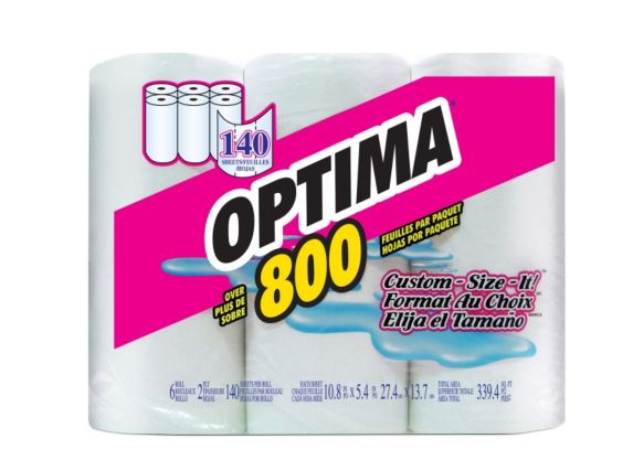 Value Paper Towels, 6-Roll Product image