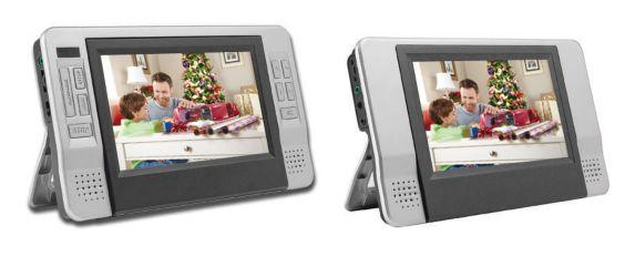 Sylvania Dual Car DVD Player Product image