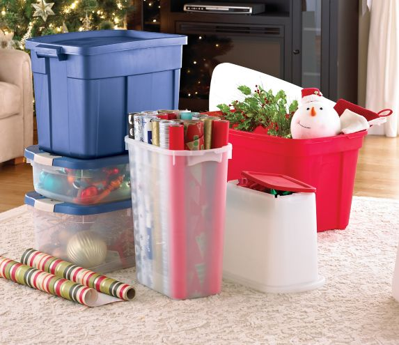 Scepter Vertical Wrap & Craft Storage Box Product image