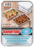 Handi-Foil Freezer Container, 5-pk | Handi-Foilnull