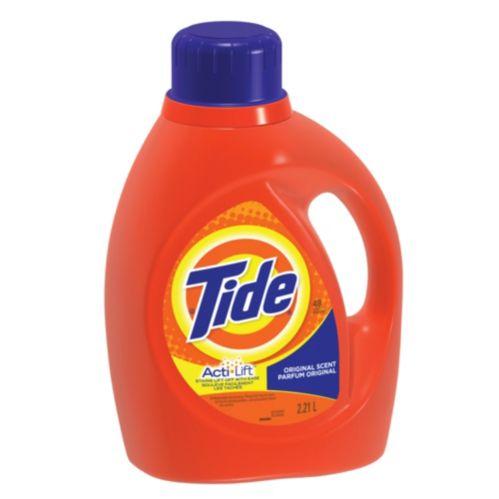 Tide 2X Liquid Laundry Detergent, 48-Loads Product image