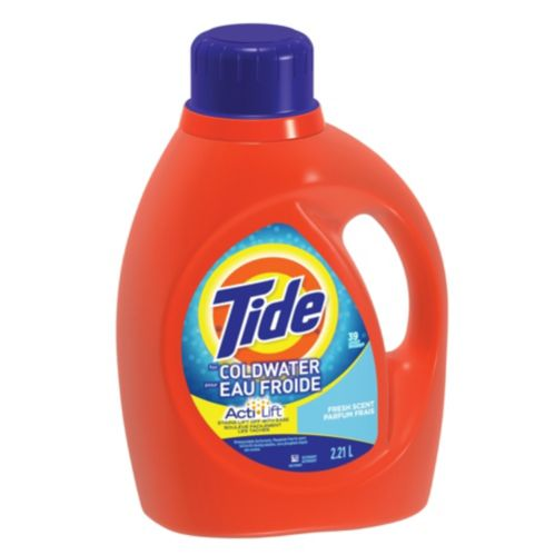 Tide Coldwater Liquid Laundry Detergent, 39-Loads Product image