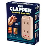 The Clapper Sound Activated Switch | The Clappernull