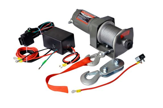 Chima Electric Winch, 12V, 3000-lb Product image