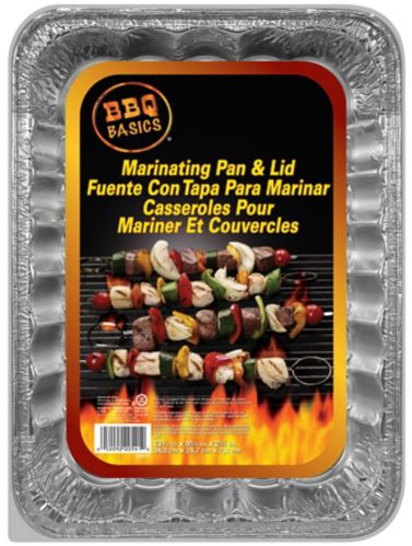 Handi-Foil Bbq Marinating Pan with Lid Product image