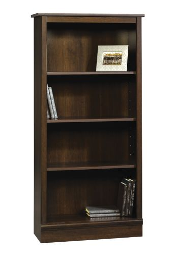 Sauder Bookcase, Cinnamon Cherry Product image