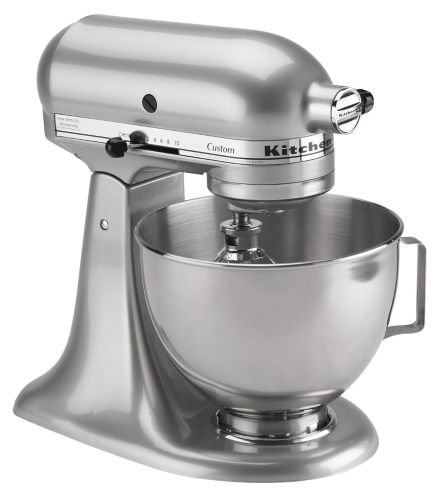 Kitchenaid Custom Stand Mixer, Silver Product image