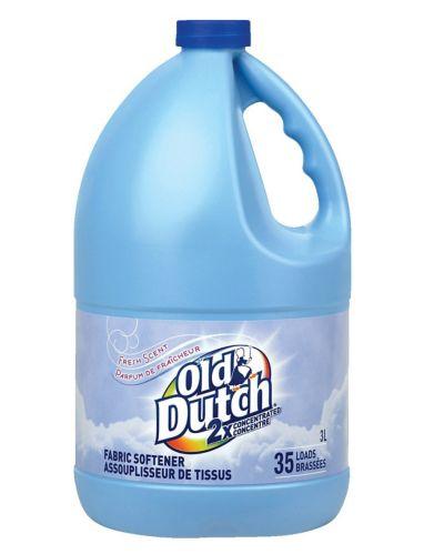 Old Dutch Liquid Fabric Softener, Fresh Scent, 35-Loads Product image