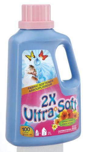 2X Soft Fabric Softener, 65-Use Product image