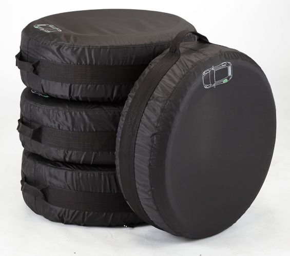 Certified Tire Covers, 4-pk Product image