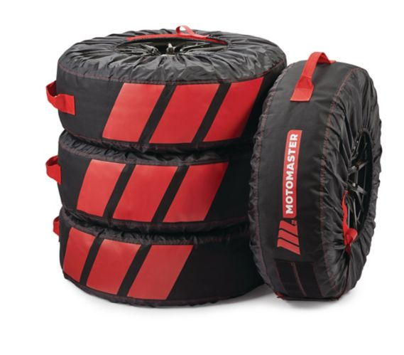 MotoMaster Universal Tire Covers, 4-pk Product image