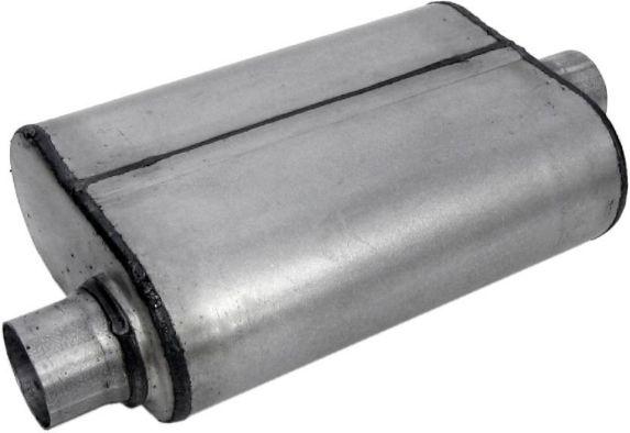 Thrush Universal Welded Muffler, 17657 Product image