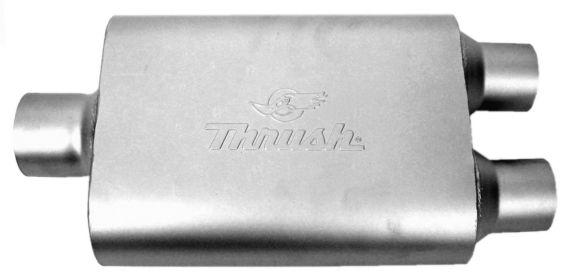 Silencieux universel soudé Thrush, 17652 Image de l'article