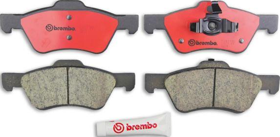 Plaquette de frein Brembo Image de l'article