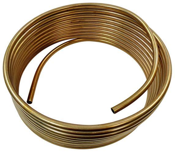 H. Paulin CN625 Copper Nickel Brake Line, Standard, 25-ft x 3/8-in Product image