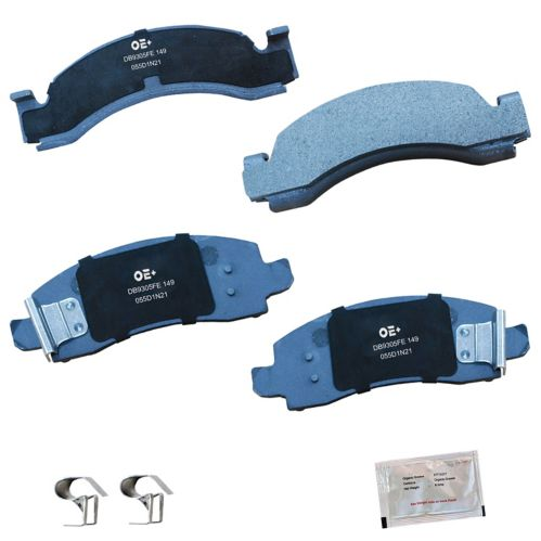 MotoMaster OE Plus Brake Pads - Front Product image