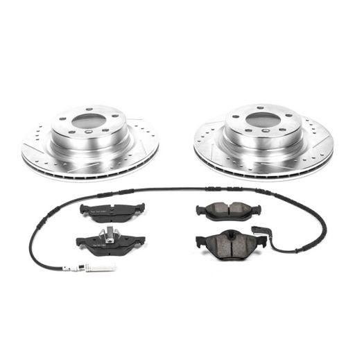 Power Stop Z23 Evolution Sport Performance Brake Kit - Rear Product image