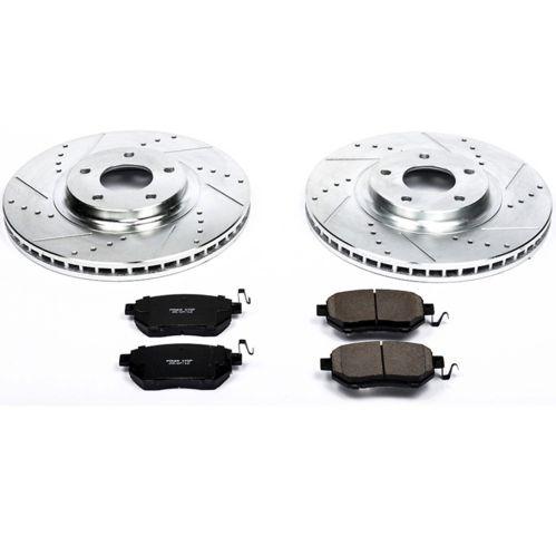 Power Stop Z23 Evolution Sport Performance Brake Kit - Front (Part# K0-K4999) Product image