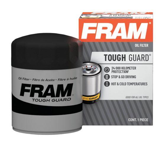 FRAM Tough Guard Oil Filter Product image