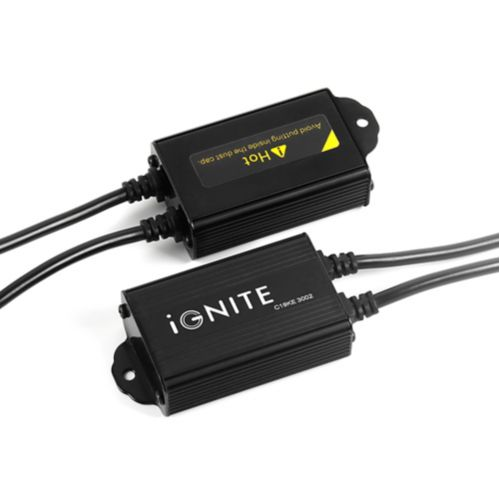 9003 Ignite LED Headlight Harness Product image