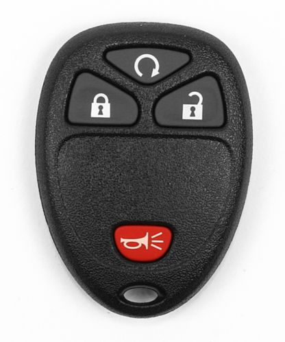 Hy-Ko 4-Button Programmable Remote Fob, GM Product image