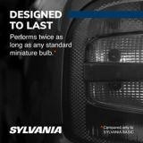 Ampoules miniature Sylvania Silverstar | Sylvanianull
