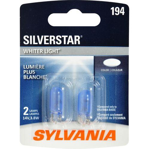 Ampoules miniatures 194 Sylvania SilverStar