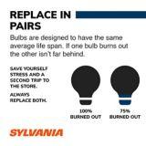Ampoules miniatures 7443 Sylvania SilverStar | Sylvanianull