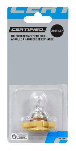 2504 Certified Fog Bulb, 1-pk Product image