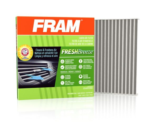 FRAM Fresh Breeze Cabin Air Filter Product image