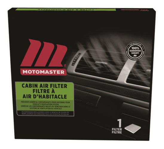 MotoMaster Cabin Air Filter Product image