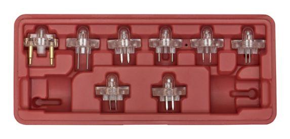 Lampes d'inspection des injecteurs, pièces d'origine, 6 pces Image de l'article