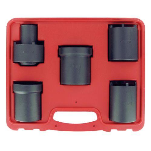 OEMTOOLS® Spindle Hub Locknut Wrench Kit, 5-pc Product image