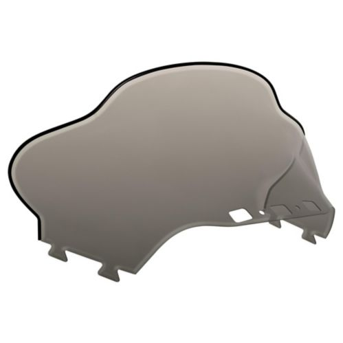 Kimpex Snowmobile Windshield, Front, Smoke Product image