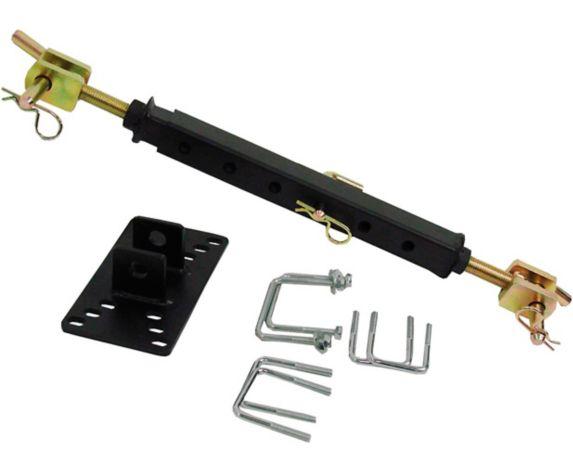 Barre de soutien universelle de châssis de VUTT pour système d'attelage à 3 points Kolpin Dirtworks Image de l'article