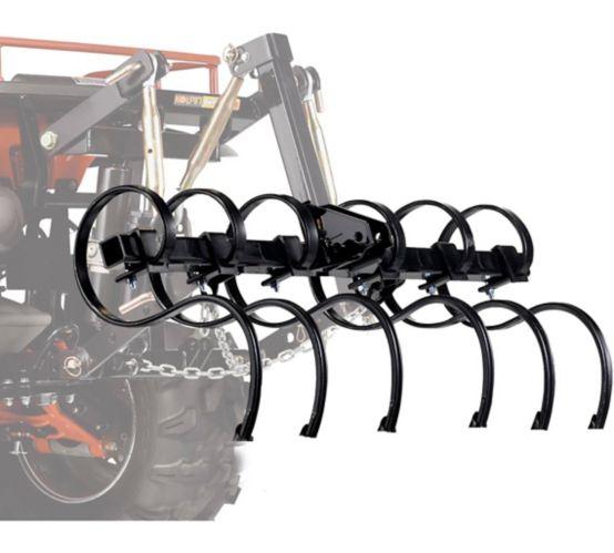 Kolpin ATV/UTV Dirtworks Soil S-Tine Cultivator Kit Tool Attachment
