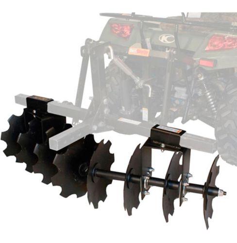 Kolpin ATV/UTV Dirtworks Disk PlowTool Attachment, 54-in Product image