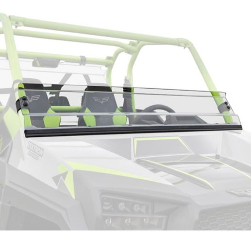 Kolpin UTV Windshield Half-Fixed for Textron® Havoc™/Stampede®