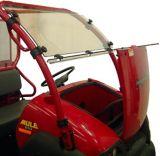 Pare-brise inclinable Kolpin pour VUTT Kawasaki Mule 600/610 | Kolpinnull