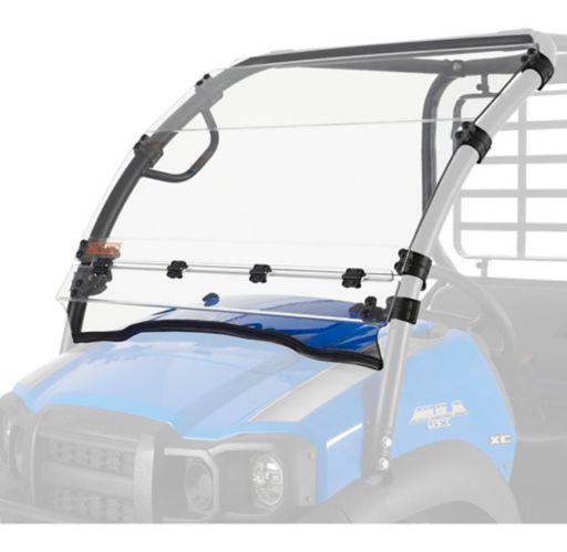Pare-brise rabattable Kolpin pour VUTT Kawasaki Mule SX Image de l'article