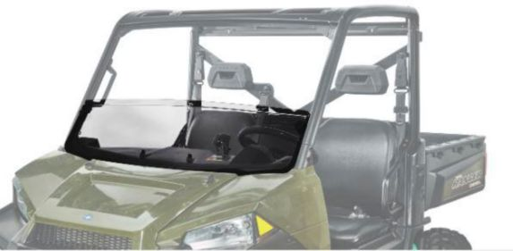 Kolpin UTV Windshield Half-Fixed for Polaris® Ranger® XP900 13-14