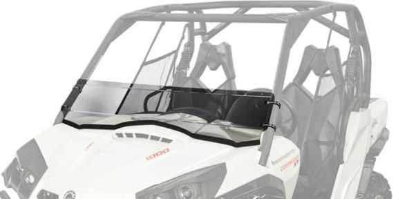 Kolpin UTV Windshield Half-Fixed for CAN-AM® Commander® Product image
