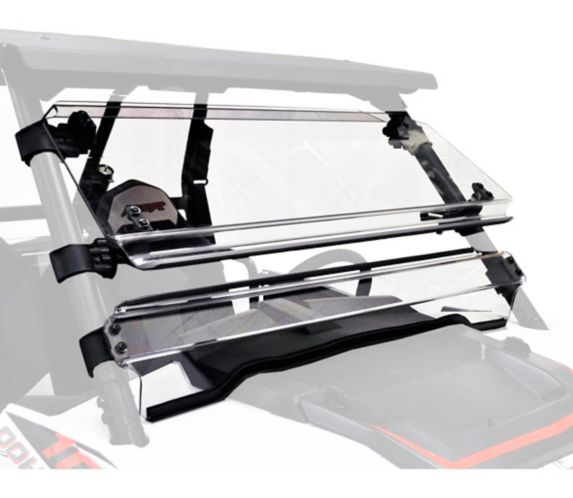 Kolpin UTV Windshield Full-Tilt for Polaris® RZR® 900/XP900/1000/XP1000