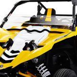 Pare-brise mi-fixe Kolpin pour VUTT Yamaha YXZ 1000R | Kolpinnull